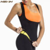 HEXIN Plus Size Neoprene Sweat Sauna Hot Body Shapers Vest Waist